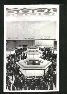 AK London, Stock Exchange, A view of the new trading floor