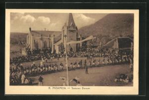 AK Samoa, Samoan Dances
