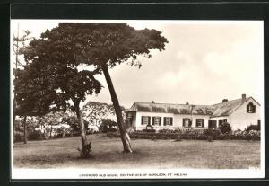 AK St. Helena, Longwood Old House, Deathplace of Napoleon