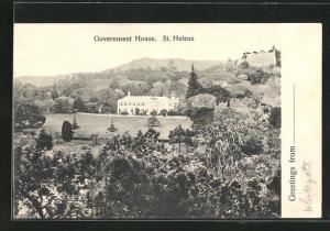 AK St. Helena, Government House