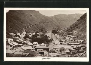 AK Jamestown, Ortsansicht