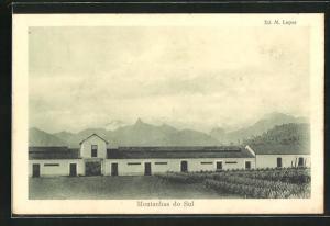 AK Montanhas do Sul, Ortsansicht