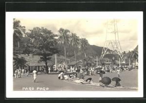 AK Samoa, Pago Pago