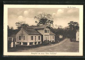 AK S. Tome, Hospital da roca Boa Entrada