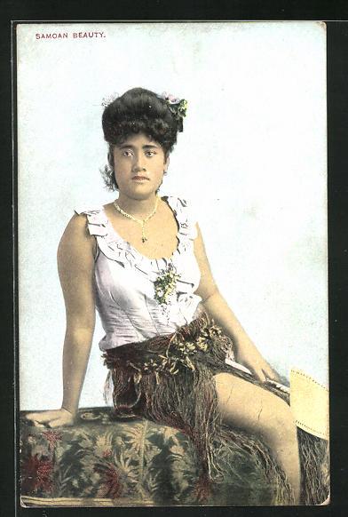AK Samoa, Samoan Beauty 0