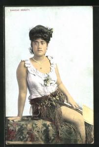 AK Samoa, Samoan Beauty