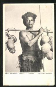AK Fiji, Fijian Bread-Fruit Hawker