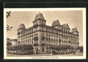 AK Santander, Sardinero-Gran Hotel