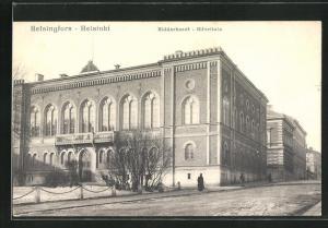 AK Helsinki, Riddarhuset / Ritaritalo