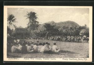 AK Vanua-Lavu / Fiji, Fijan War Dance