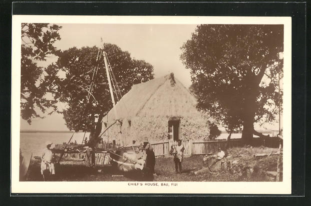 AK Bau / Fiji, Chief`s House 0