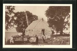 AK Bau / Fiji, Chief`s House