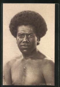AK Fiji, A Fijian Native