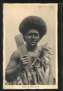 AK Fiji, Fijian and Native Comb