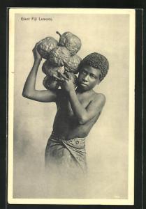 AK Fiji, Giant Fiji Lemons