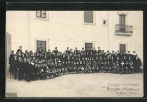 AK Montalegre, Colegio Valldemia