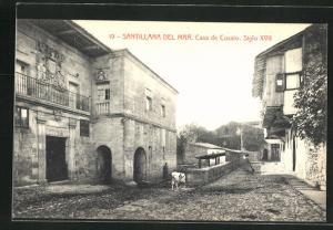 AK Santillana del Mar, Casa de Cossio