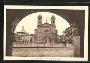 AK Estella, Parroquia de San Juan
