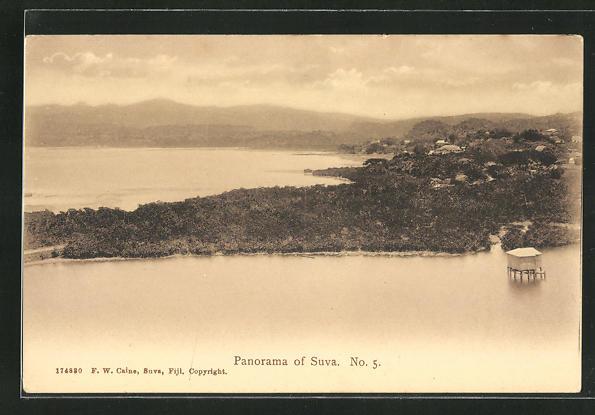 AK Fiji, Panorama of Suva 0