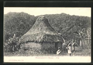 AK Fiji, Mountaineer`s House