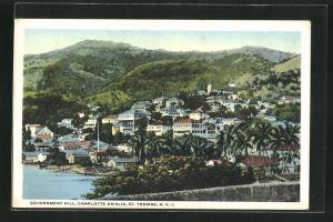 AK St. Thomas / Virgin Islands, Government Hill, Charlotte Amalia