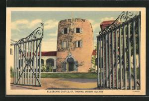 AK St. Thomas / Virgin Islands, Bluebeard Castle