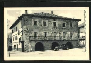 AK Elizondo, Ayuntamiento