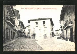 AK Santillana del Mar, Calle de Santo Domingo