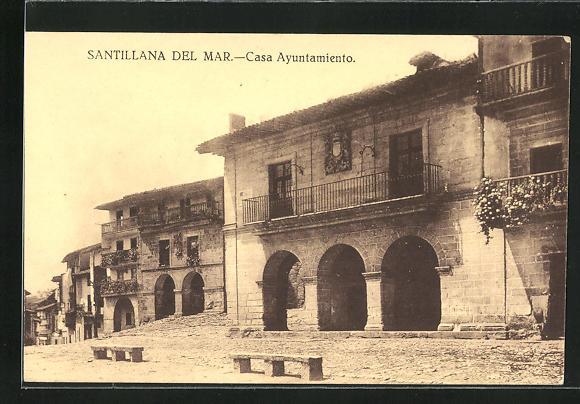 AK Santillana del Mar, Casa Ayuntamiento 0