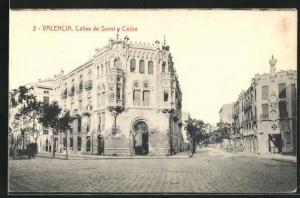 AK Valencia, Calles de Sorni y Colon