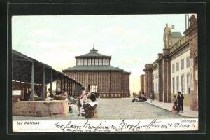 AK Las Palmas, Mercado