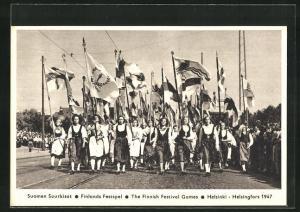 AK Helsinki, The Finnish Festival Games 1947