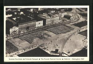 AK Helsinki, The Finnish Festival Games 1947