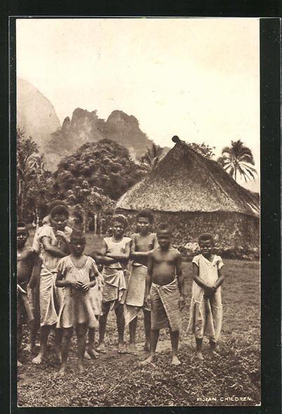 AK Fiji, Fijian Children 0