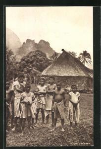 AK Fiji, Fijian Children