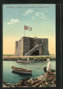 AK Habana, Castillo de la Chorrera
