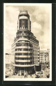 AK Madrid, Edificio Carrion, Capitol