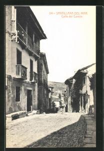 AK Santillana del Mar, Calle del Cantón