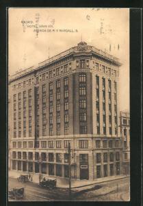 AK Madrid, Hotel Gran Via, Avenida de Pi y Margall 3