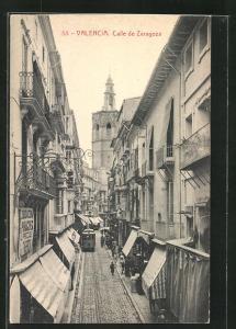 AK Valencia, Calle de Zaragoza
