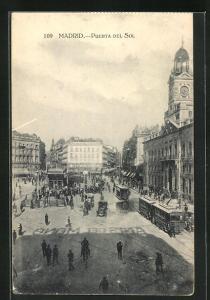 AK Madrid, Puerta del Sol