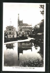 AK Bussaco, Palace Hotel e Lago