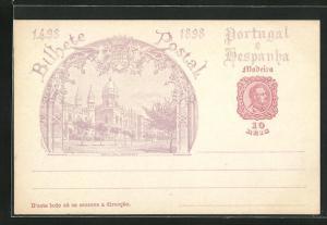 Lithographie Madeira, Igreja dos Jeronymos 1489-1898