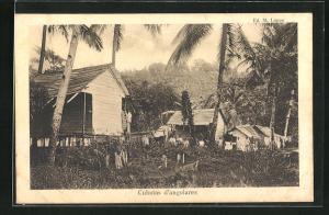 AK Sao Tome, Cubatas d`angolares