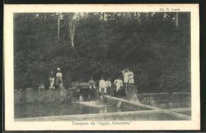 AK Sao Tome, Tanques da Agua Amoreira