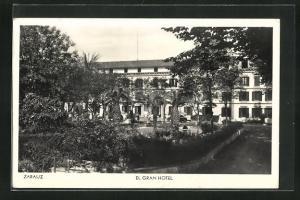 AK Zarauz, El Gran Hotel