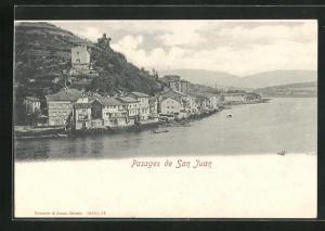 AK San Juan, Pasages