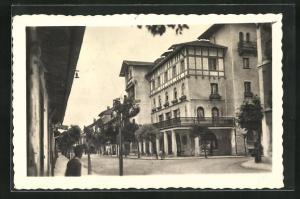 AK Fuenterrabia, Hotel Restaurante Jauregui