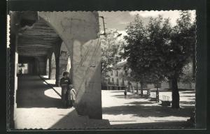 AK Benabarre, Plaza del Generalisimo