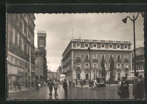 AK Madrid, Plaza de Benavente